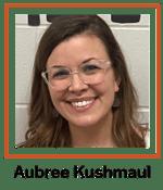 Headshot of Aubree Kushmaul.