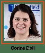 Headshot of Corine Doll.