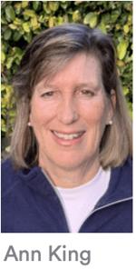 Headshot of Ann King