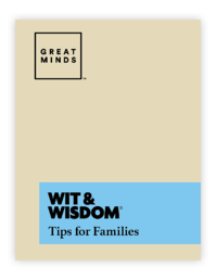 Wit & Wisdom Tips for Families