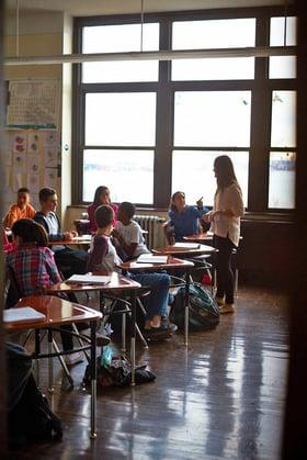 ELA classroom vertical