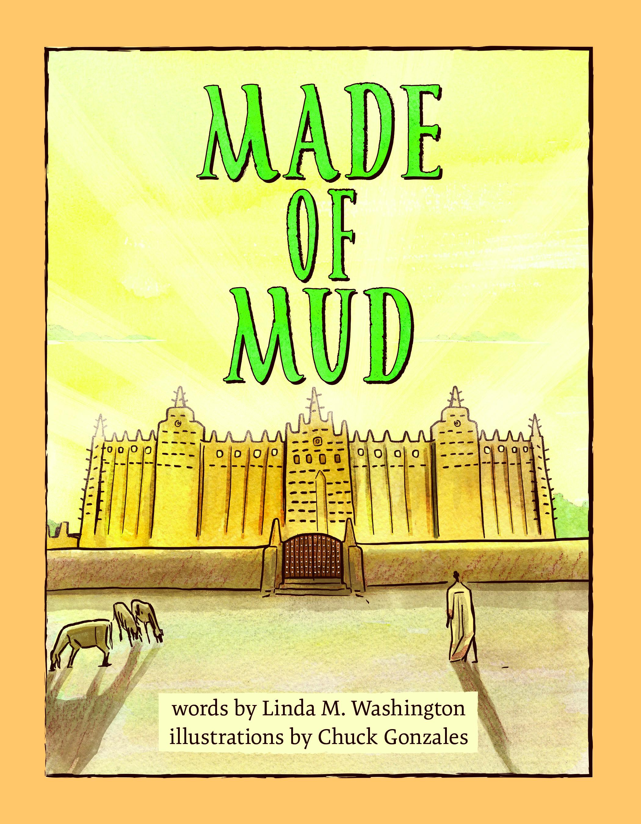 Made of Mud book cover