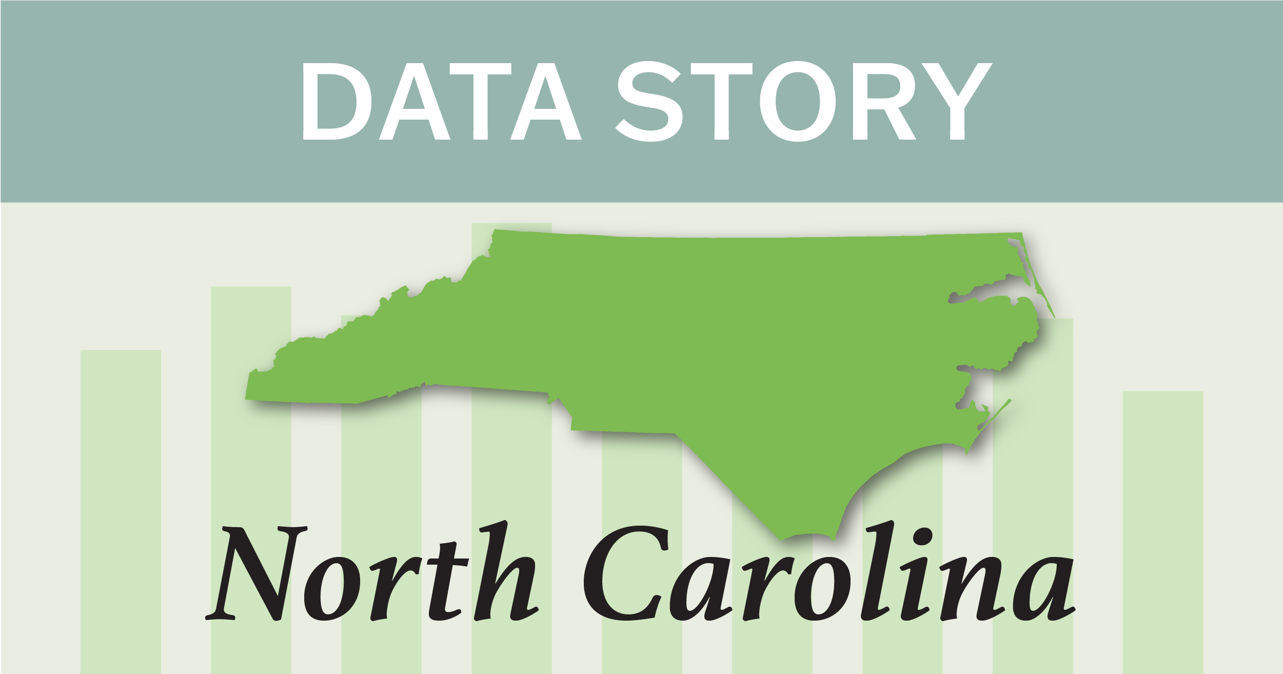 Outline of the state of North Carolina.