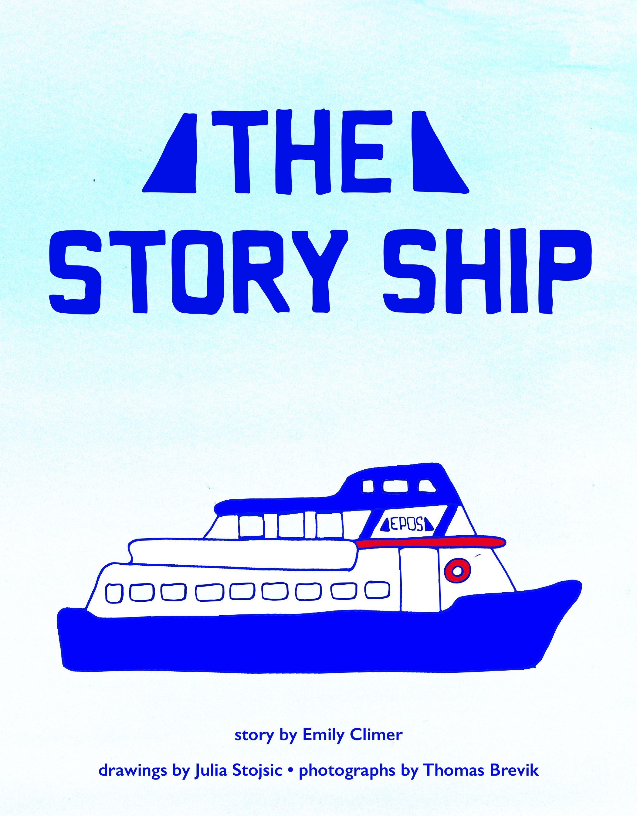 The Story Ship