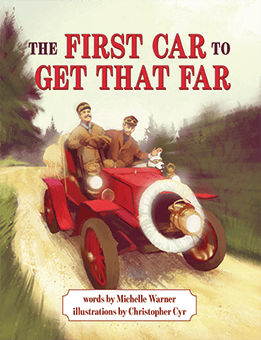 The First Car to Get That Far
