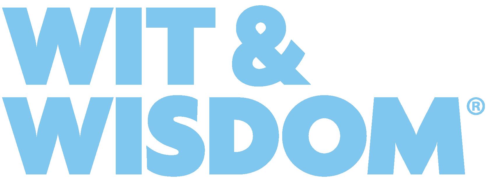 Wit & Wisdom - Logo - Crop