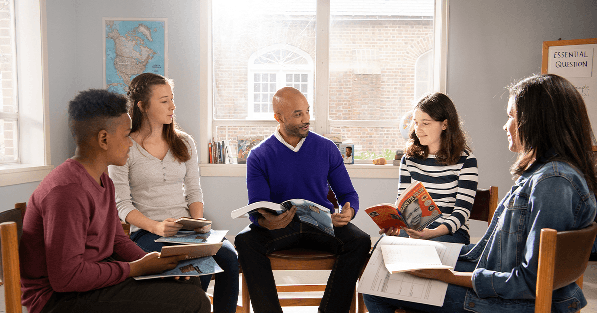 Diversity in English Language Arts Curricula